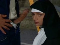 Bawdy nuns have sex with priests