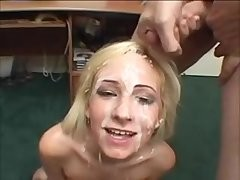 FACES OF CUM : Hillary Scott 3