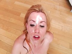 Lexi Belle in hardcore group sex